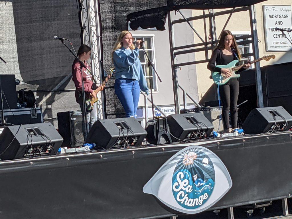 Bicester Festival – SeaChange'21 main stage